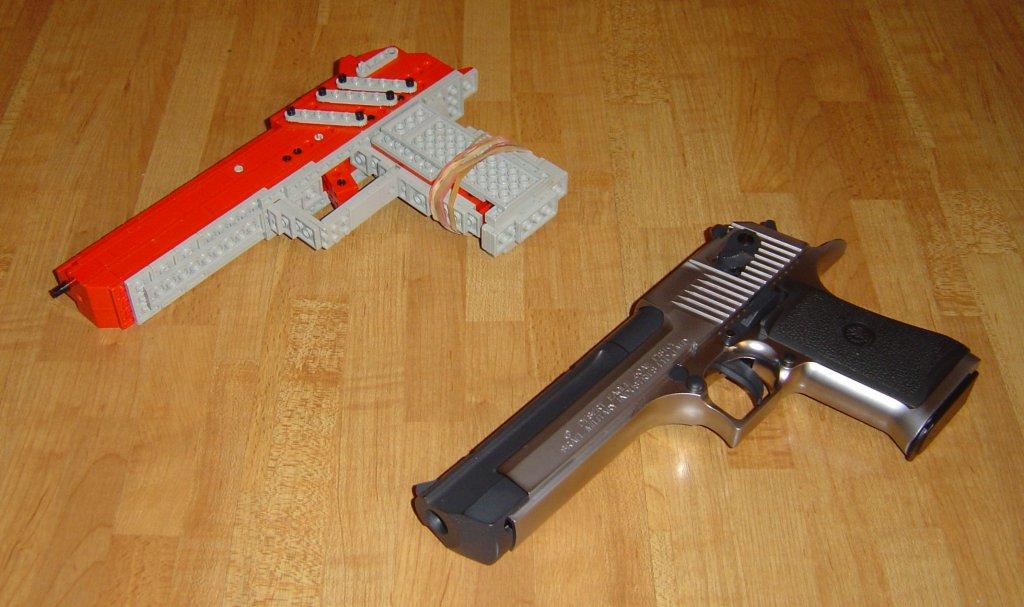 Wicklund Blog Lego Gun Instructions